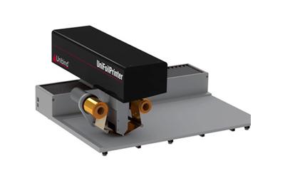 NOWOŚĆ – złociarka Unifoilprinter – drukuj folią metalizowaną jak na zwykłej drukarce