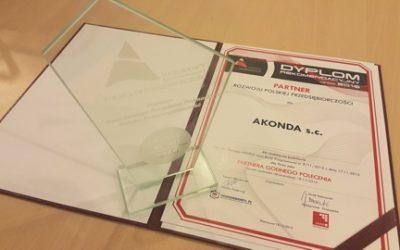 Akonda – Partner godny polecenia!
