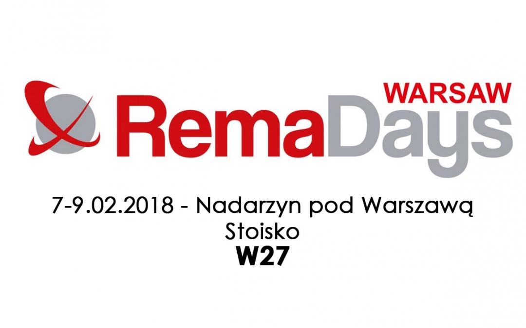 Rema Days – W27